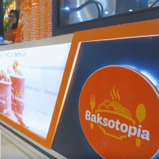 Now Opening Baksotopia at Metropolitan Mall Bekasi 3rd Floor
